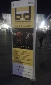 Torino.Piazza Castello.marzo 2015.Foto Borrelli R.