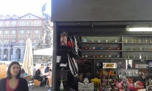 Foto Borrelli Romano.Piazza Statuto.Federica