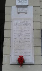 Torino 25 aprile 2015.foto Borrelli Romano