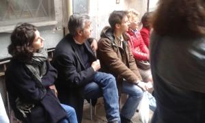 Torino 5 4 2015.balconcino.foto Borrelli Romano