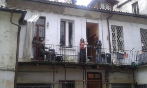 Torino 5 4 2015.dal balconcino.fotoBorrelli Romano