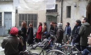 Torino 5 4 2015 il balconcino.foto Borrelli Romano