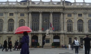 Torino 5 4 2015.piazza Castello.f.Borrelli Romano