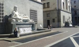 Torino 7 4 2015. Piazza Cln.foto Borrelli Romano