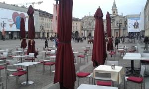 Torino piazza san Carlo.4 4 2015. RomanoBorrelli