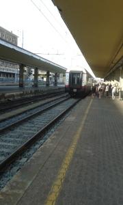 Porta Nuova Torino.foto, Borrelli Romano