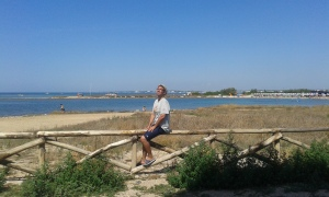 19 8 2015 Porto Cesareo (Le).foto Borrelli Romano
