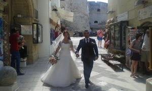 Otranto.Sposi.21 8 2015 foto Borrelli Romano