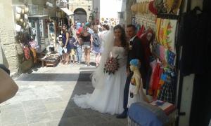Sposi, Otranto 21 8 2015 foto Borrelli Romano