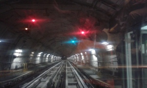 Metro Torino 8 9 2015 foto Borrelli Romano