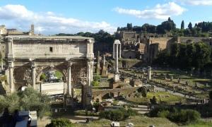 Roma 17 10 2015 foto Borrelli  Romano