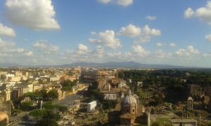 Roma 4 10 2015 foto Romano Borrelli