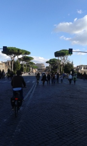 Roma 7 10 2015 foto Romano Borrelli