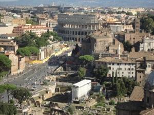 Roma, ottobre 2015. Foto, Borrelli Romano