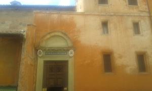 S.Prassede Roma 4 10 2015 foto Romano Borrelli