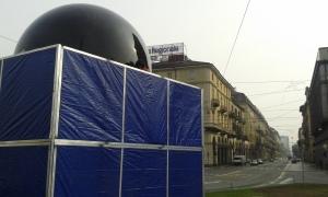Torino 26 10 2015.Porta Susa.Borrelli Romano foto