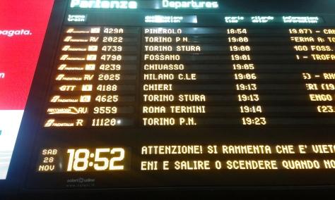 28 11 2015 Torino P.Susa.foto Borrelli Romano