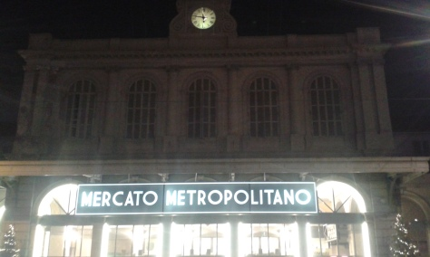 Foto Borrelli Romano.To Porta Susa.12 12 2015