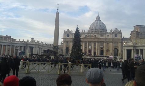 Roma 8 12 2015.foto Borrelli Romano
