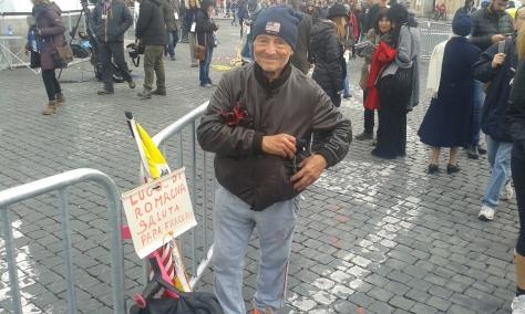 Roma 8 12 2015 foto Borrelli Romano