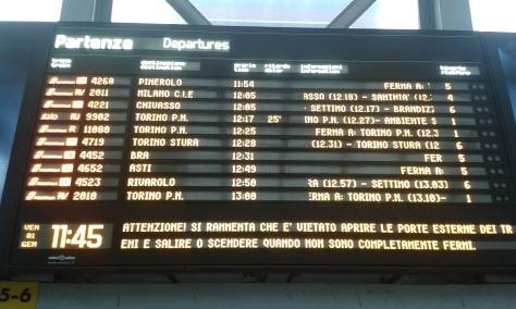 Torino 1 01 2016 foto Romano Borrelli