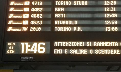 Torino 1 1 2016, foto Borrelli Romano