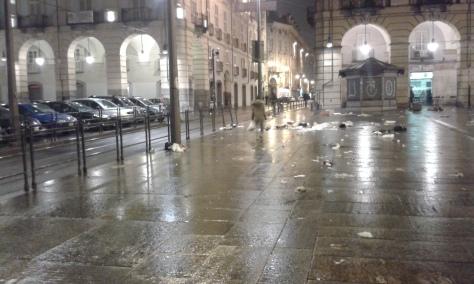Torino Porta Palazzo.2 1 2016.foto Borrelli Romano