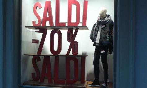 Torino saldi 5 1 2016.foto Borrelli Romano