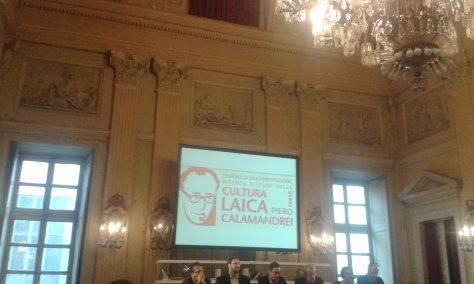 Torino 2 4 2016, circolo lettori,  Romano Borrelli