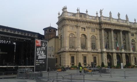 Torino 21 4 2016, Romano Borrelli foto