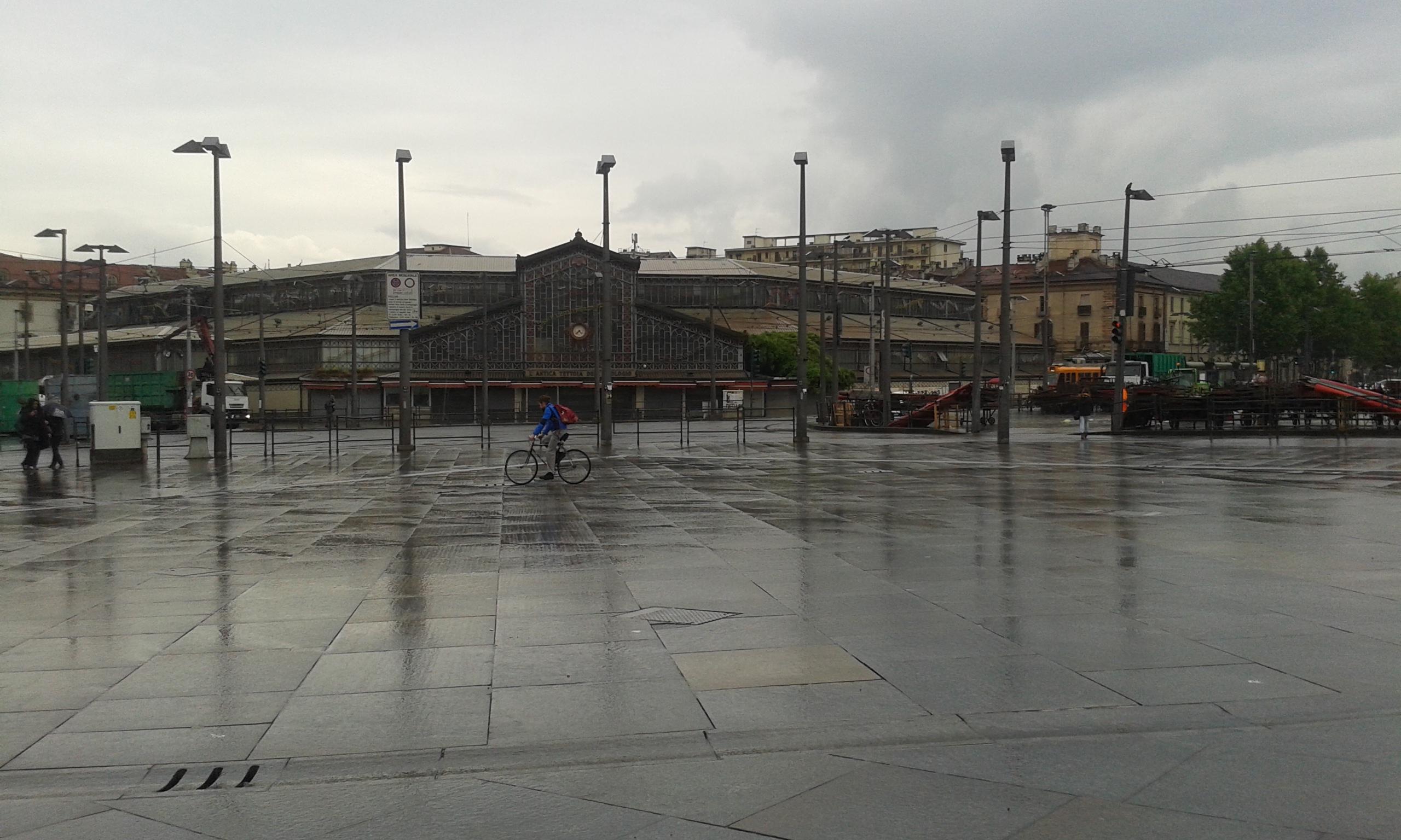 Torino Porta Palazzo. Foto Borrelli Romano