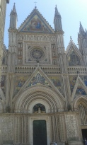 Duomo Orvieto.9 7 2016.foto Borrelli Romano
