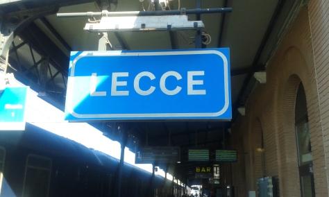 Lecce.20 7 2016 .staz.foto Borrelli Romano
