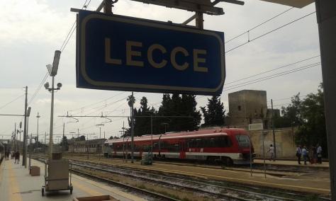 Lecce staz.26 7 2016 foto Borrelli Romano