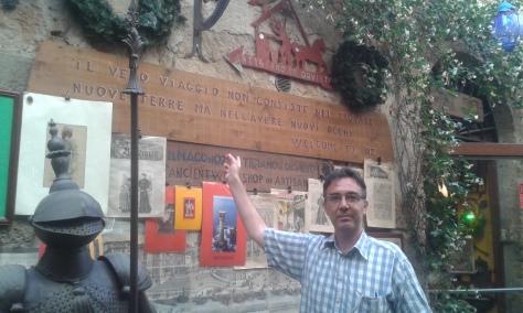 Orvieto 9 7 2016.Borrelli Romano foto