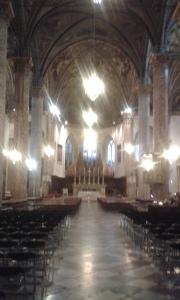 Perugia Cattedrale 30 7 2016 foto Borrelli Romano