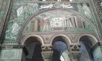 Ravenna S.Vitale.foto Borrelli Romano