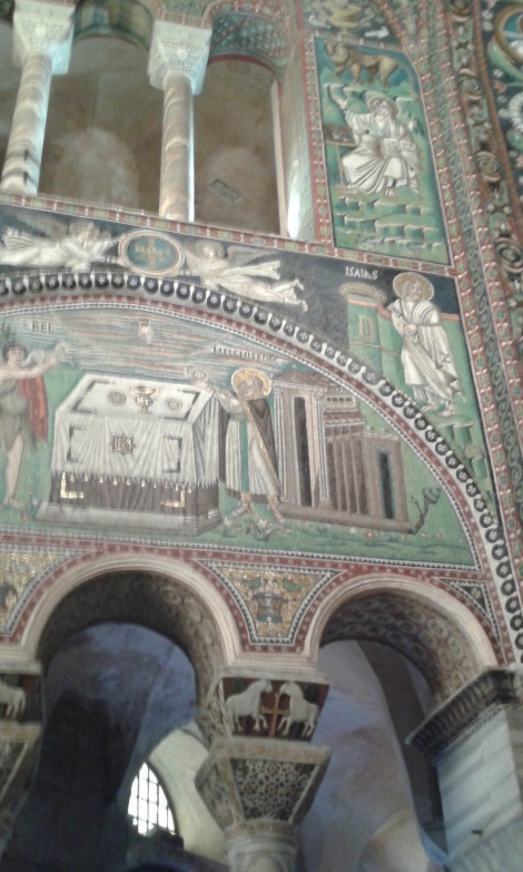Ravenna, s.Vitale, foto Romano Borrelli