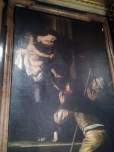 Roma, 10 7 2016 Caravaggio, foto Romano Borrelli-
