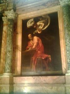 Roma 10 7 2016, foto Borrelli Romano, Caravaggio-