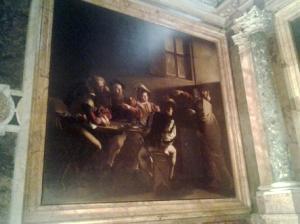 Roma.Caravaggio.10 7 2016 foto Borrelli Romano-