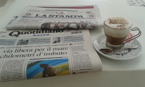 foto Borrelli Romano.Salento, Bacino Grande 7 8 16