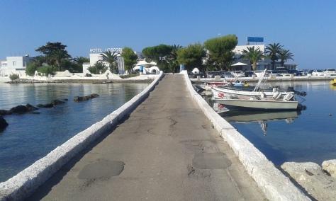 Porto Cesareo, Le.10 8 1016 foto Borrelli Romano