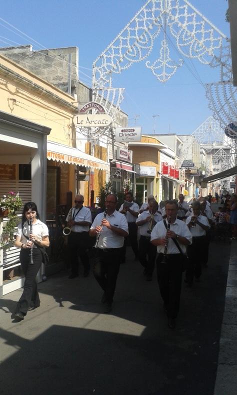 Porto Cesareo, Le.22 8 2016 foto Borrelli Romano