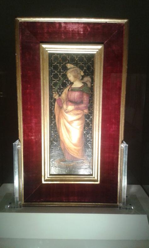 Raffaello.S.Caterina.foto Borrelli Romano