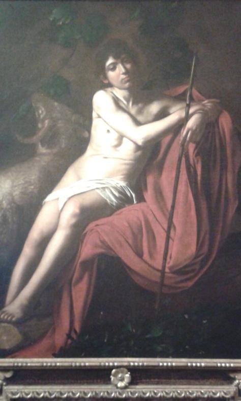 Roma.Caravaggio.foto, Borrelli Romano