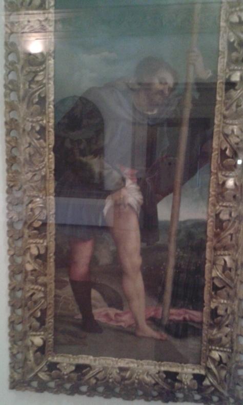 S.Rocco.Lorenzo Lotto 1549.Urbino.Borrelli Romano