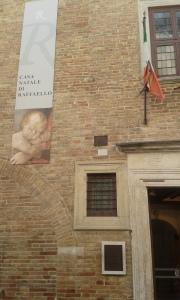 Urbino casa Raffaello foto Romano Borrelli.2 8 16
