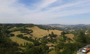 Urbino, foto Borrelli Romano.agosto 2016