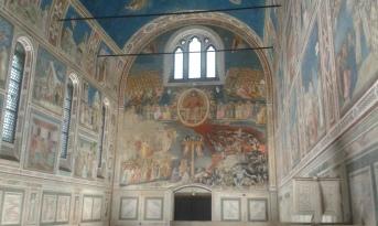 Padova 'Scrovegni' 5 11 2016 Borrelli Romano